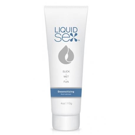 Liquid Sex Desensitizing Anal Lube - 4oz