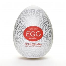 Tenga Egg - Keith Haring Party
