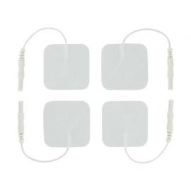 Zeus Electro almofadas 4-Pack