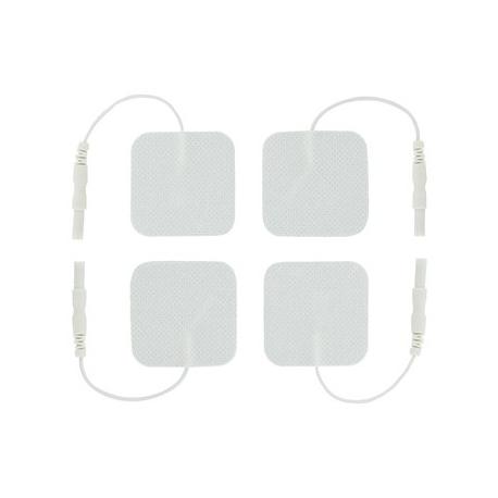 Zeus Electro almohadillas 4-Pack