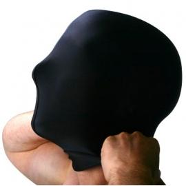 Strict Leather Spandex Black Hood