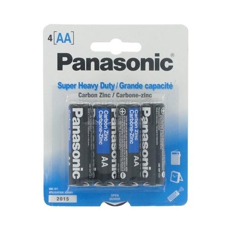Panasonic AA Batteries - 4 Pack