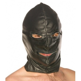 Strict Leather Basic Zipper Hood