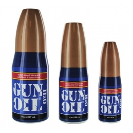 Gun Oil Water Based Lube