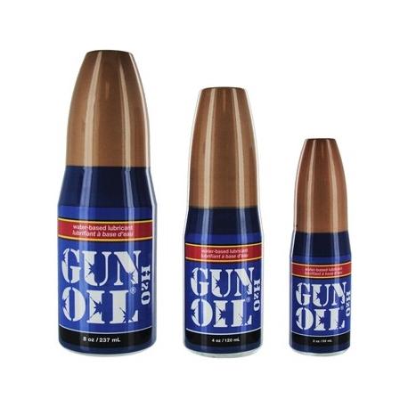Gun Oil Water Based Lube