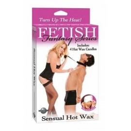Fetish Fantasy Sensual Hot Wax