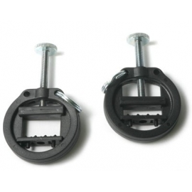 Round Nipple Clamps