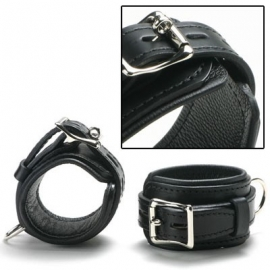 Strict Leather Premium Locking Cuffs