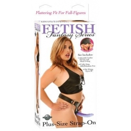 Fetish Fantasy Series Plus Size Strap-On