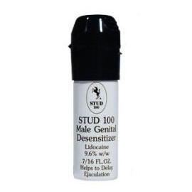 Stud 100 dessensibilizador de Genital masculino