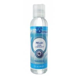 CleanStream relaxar dessensibilizante Anal Lube - 4oz