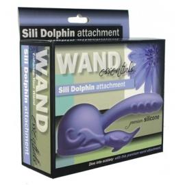 Varinha Essentials Sili golfinho varinha acessório