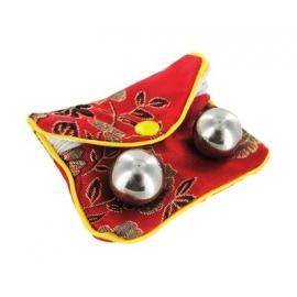 Bolas Benwa Kegel de aço inoxidável com bolsa