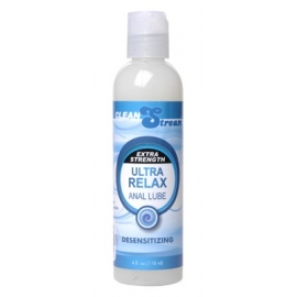 Extra Strength Ultra Relax désensibilisant Anal Lube