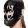 Fetish Fantasy Latex Ball Gag Mask