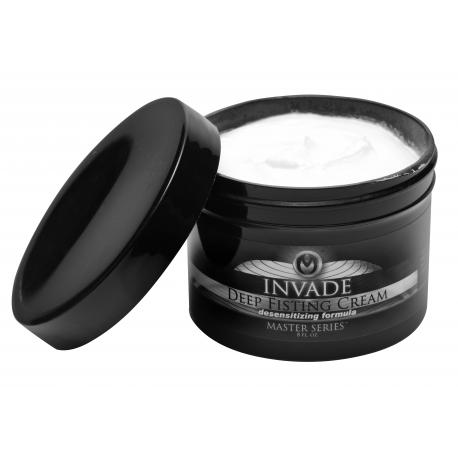 Invade Deep Fisting Cream (8 oz)