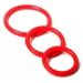 Trinity Silicone Cock Rings