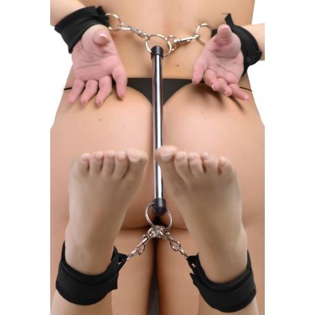 12 pulgadas barra de Bondage