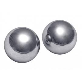 Bolas de extremo orgasmo aço titânica