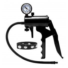 Taille matière Premium jauge pompe