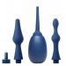 Flex Tip Silicone Attachment Kit with 8 oz Enema Bulb