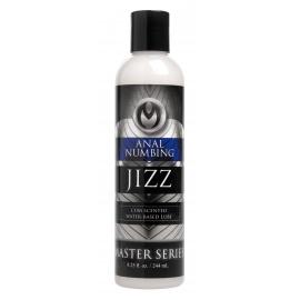 Jizz Cum perfumada lubricante desensibilizante - 8.5 oz