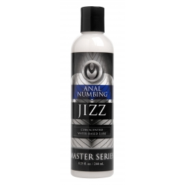 Jizz sperme parfumée désensibilisant Lube - 8.5 on