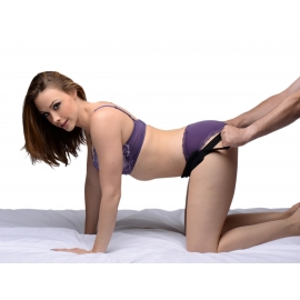 Ass Up Doggy Style Position sangle