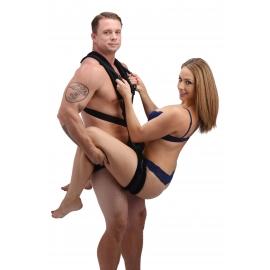 Se lever et de livrer le sexe Position corps Sling