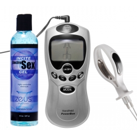 Electrosex Essentials 3 pieza Kit para ella