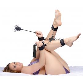 Hog Tie Kit Bondage avec Sensation de jouets