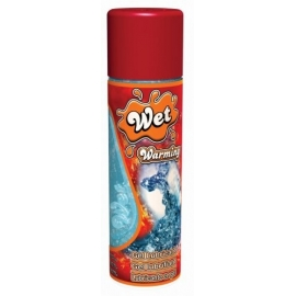 Wet Warming Gel Lubricant 3.7oz