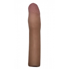 TLC Cinnamon CyberSkin 3 inch Transformer Penis Extension