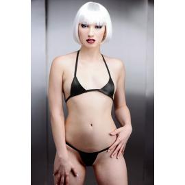 Bikini Mini cuero