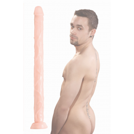 Raging Cockstars Long Dong Leo 18 Inch Dildo