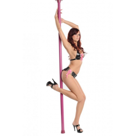 Pole Dancer secreta rosa