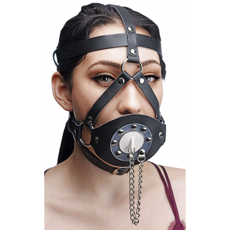 Bondage gear mouth openers