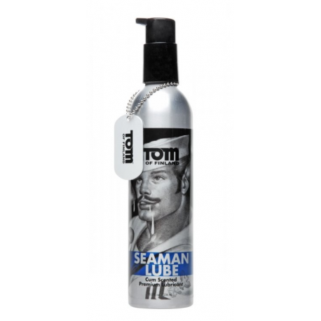Tom of Finland Seaman Lube - 8 oz