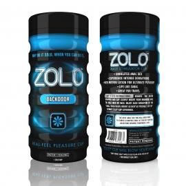 Zolo Backdoor Real-Feel Pleasure Cup