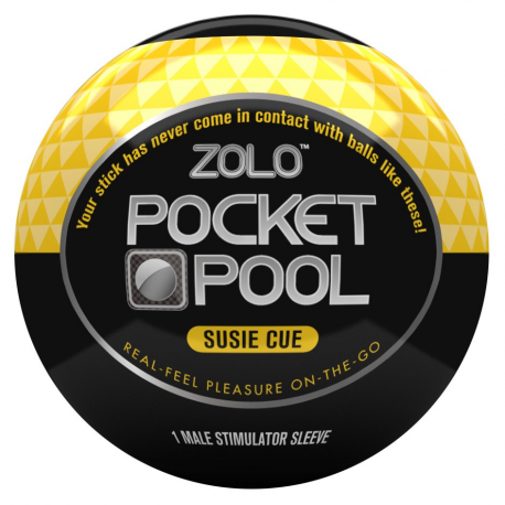 Zolo Pocket piscina Susie Cue