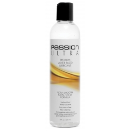 Passion Ultra Premium Water-based Lube 8oz